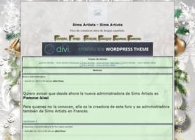 sims-artists.foroactivo.com