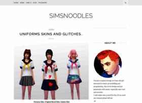 simsnoodles.blogspot.co.uk