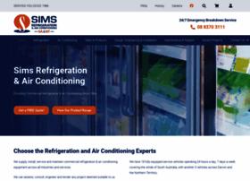 simsrefrig.com.au