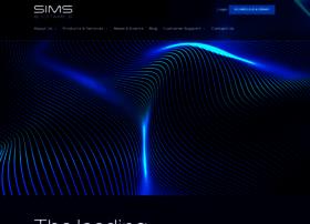 simssoftware.com