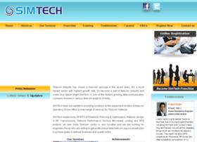 simtechindia.in