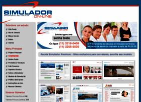 simuladoronline.com