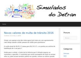 simuladosdodetran.com