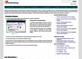 simulationexams.com