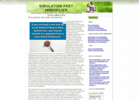 simulationpretimmobilier.net