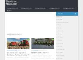 Simulatormods.com