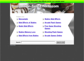 simvastatin-side-effects.com
