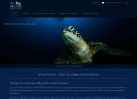 sinaidivers.com