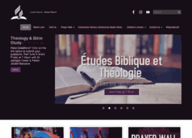 sinaifrench22.adventistchurchconnect.org