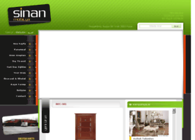 sinanfurniture.com