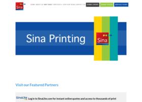 sinaprinting.com