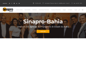 sinaprobahia.com.br