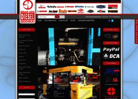 sinarjayadiesel.com