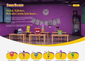 sinavboard.com