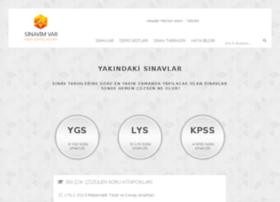 sinavimvar.net