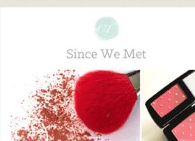 since-we-met.com