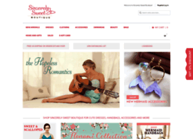 sincerelysweetboutique.com