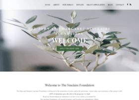 sinclairefoundation.org
