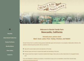sinclairfamilyfarm.net