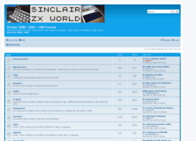 sinclairzxworld.com