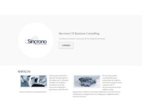 sincrono.com.br
