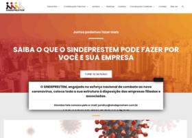 sindeprestem.com.br