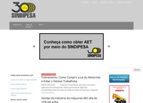 sindipesa.com.br