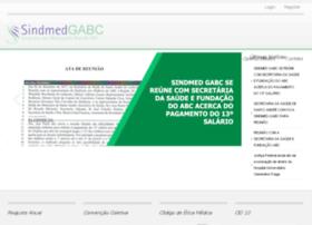 sindmedgabc.com.br
