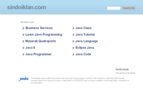 sindoiklan.com