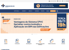 sinduscon-rs.com.br