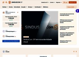sindusconsp.com.br