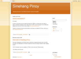 sinehangpinoy.blogspot.com
