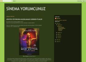 sinemayorumcunuz.blogspot.com