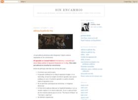 sinencambio.blogspot.com