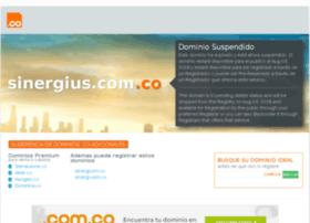 sinergius.com.co