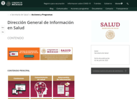 sinerhias.salud.gob.mx
