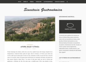 sinestesiagastronomica.com