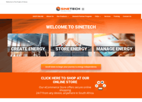 sinetech.co.za