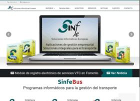 sinfe.net