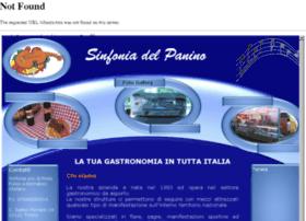 sinfoniadelpanino.com