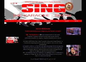 sing-diekaraokeshow.de
