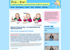 singandsign.co.uk