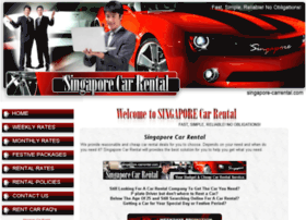 singapore-carrental.com