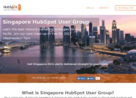 singapore.hubspotusergroups.com