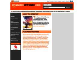 singaporeairfreight.com