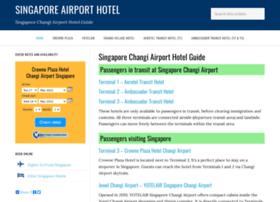 singaporeairporthotel.com
