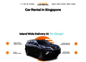 singaporecarrental.com.sg