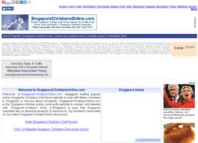 singaporechristiansonline.com