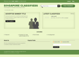 singaporeclassifieds.co