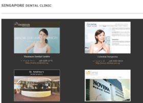 singaporedentalclinics.com